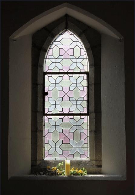Restoration of St. Peter's English Church Château d'Oex